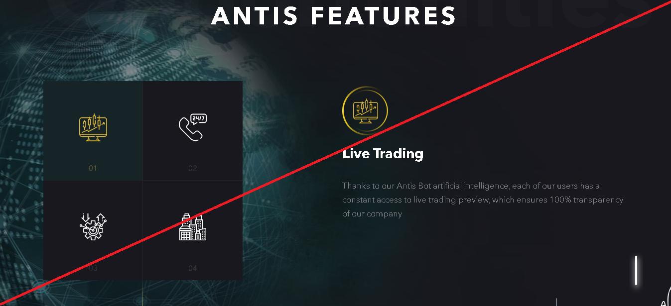 Antis Capital - Вернуть деньги
