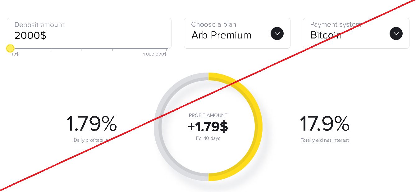 Crypto ARB - Обзор