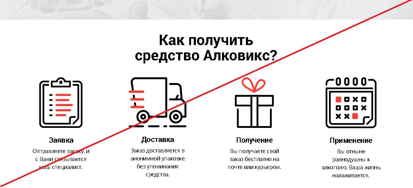 Алковикс - Мошенники