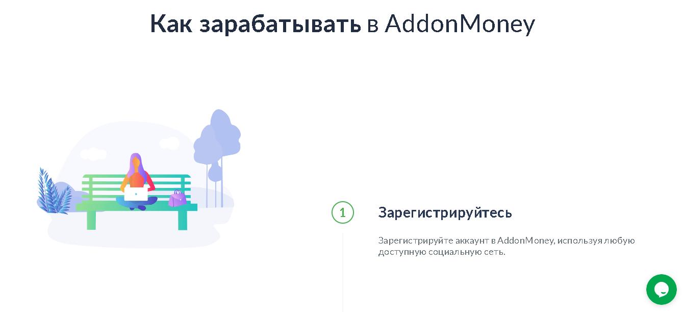 AddonMoney - Обзор