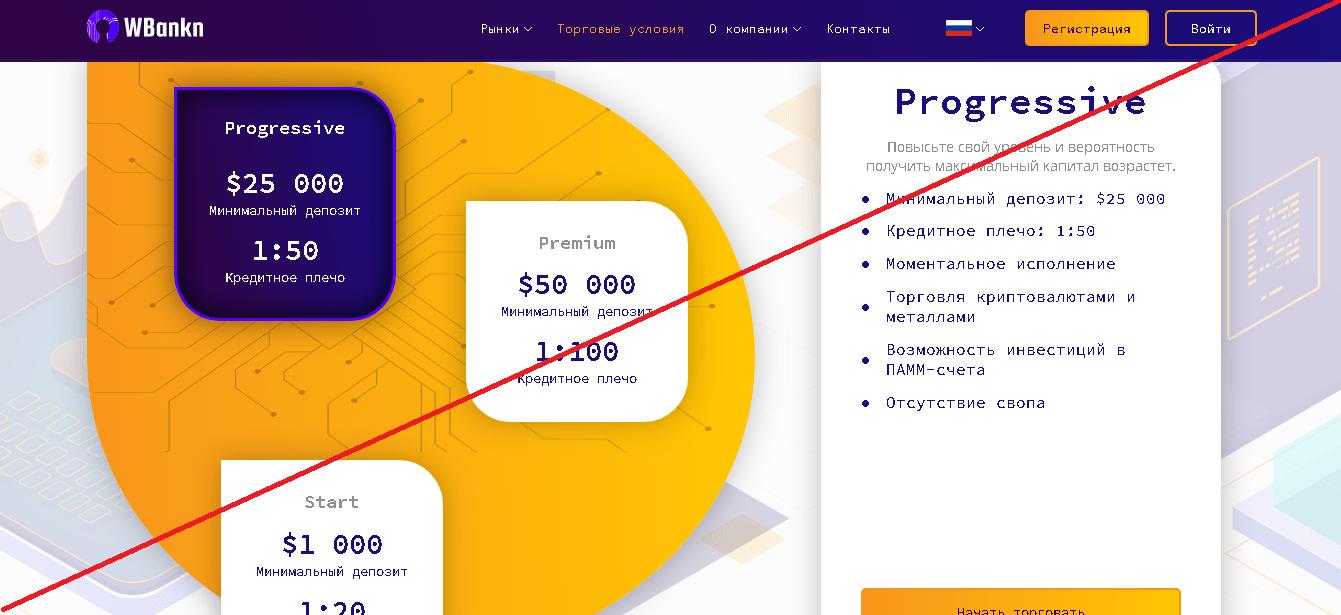 WBankin - Мошенники