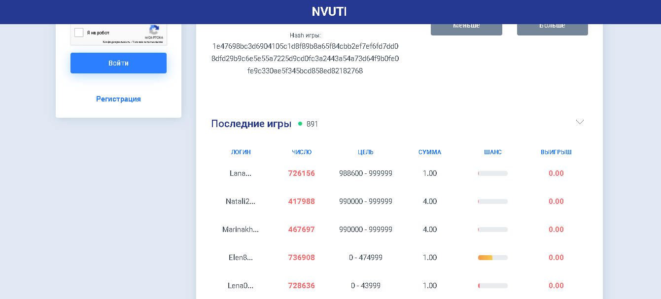 Nvuti - Отзывы