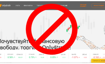 Only4trade - Обзор