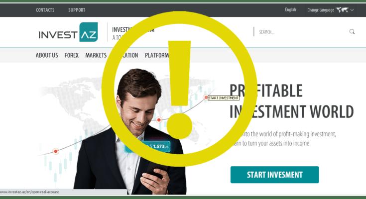 InvestAZ - Обзор