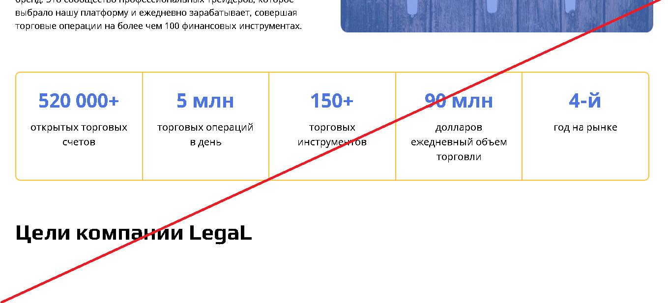LegaL - Отзывы