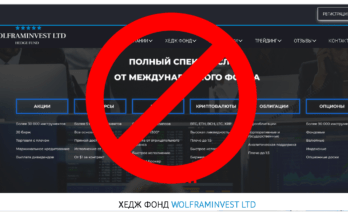 WOLFRAMINVEST - Обзор