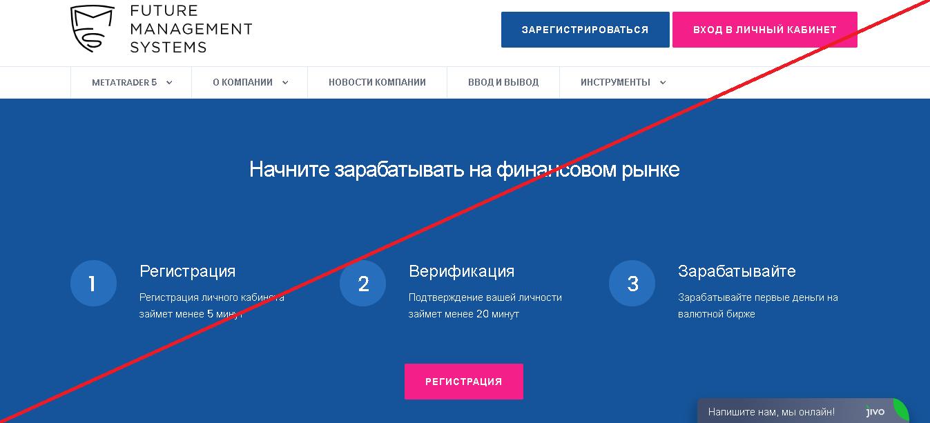 FutureFX - Лохотрон